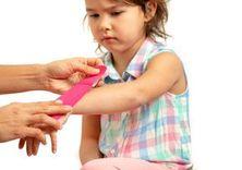 Elastisch therapeutisch tapen bij kinderen